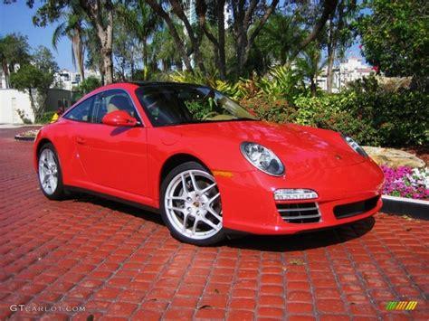 2009 Guards Red Porsche 911 Targa 4 #41934927