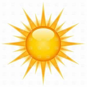 Sun Clipart Vector - ClipartXtras