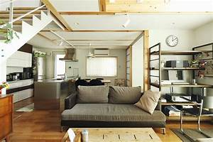 35 Cool and Minimalist Japanese Interior Design Home