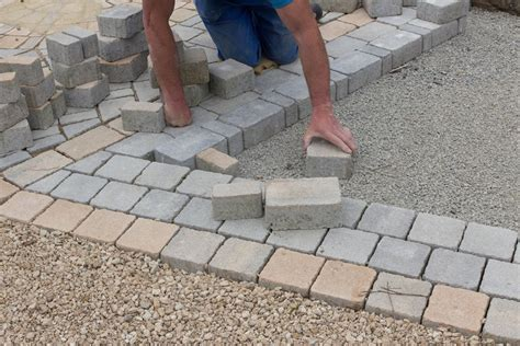 Terrassenplatten Verlegen So Gehts by Pflastersteine Verlegen So Geht S
