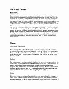 Essay Papers Examples The Yellow Wallpaper Accurate Essays Essays On Science Fiction also Sample Essays High School Students Yellow Wallpaper Essays Fisher Price Toys Case Study Solution  Proposal For An Essay