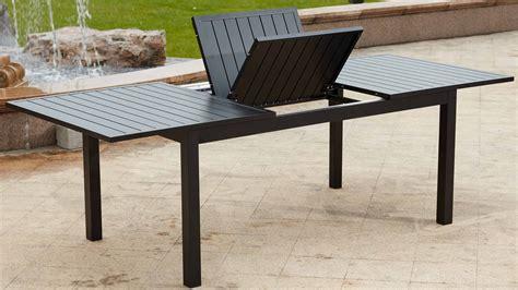 table et chaise de jardin en aluminium stunning fabricant table de jardin en aluminium gallery