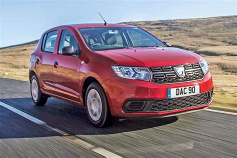 cars for new drivers dacia sandero best cars for new drivers best