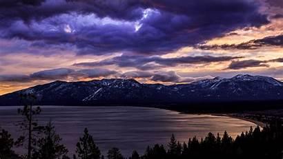 Tahoe Lake 4k Wallpapers South Desktop Interfacelift