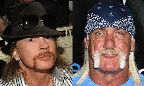 axl rose mustache le bigode