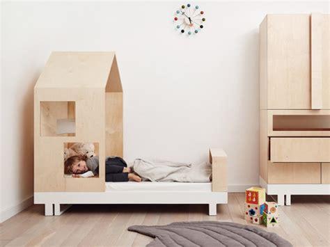 chambre cabane un lit cabane pour une chambre d 39 enfant aventure déco