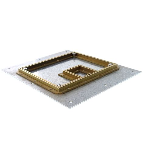 Fsr Floor Box Rating by Fsr Fl 500p B 22ja Floor Box Cover Beveled Brass Flange Ebay