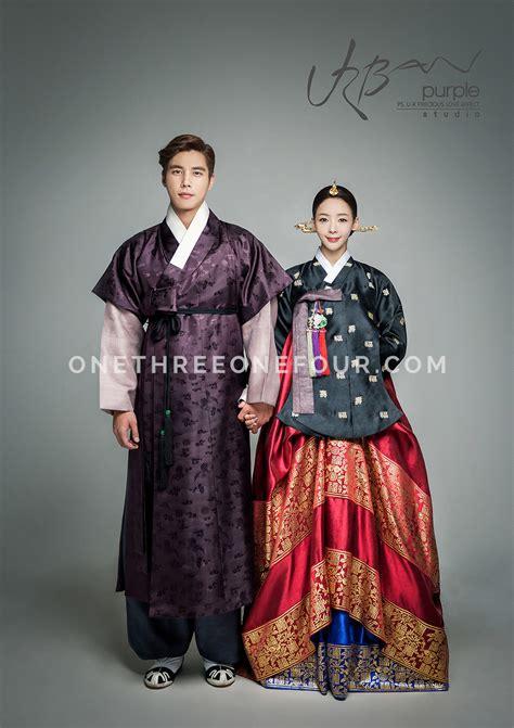 korean wedding  hanbok collection urban studio onethreeonefour