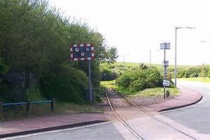 Old Cumbria Gazetteer  Level Crossing  Workington