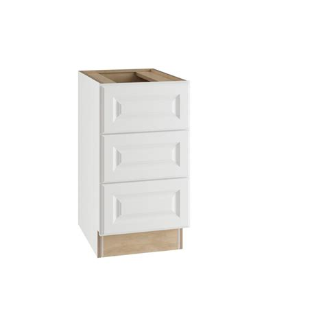 Kitchen Base Cabinet For Desk by Home Decorators Collection Hallmark Assembled 15x28 5x21