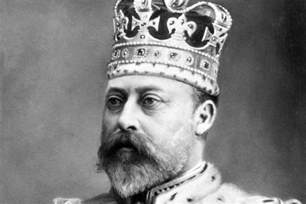 king edward 7 chair britain s last great king the epic and indulgences