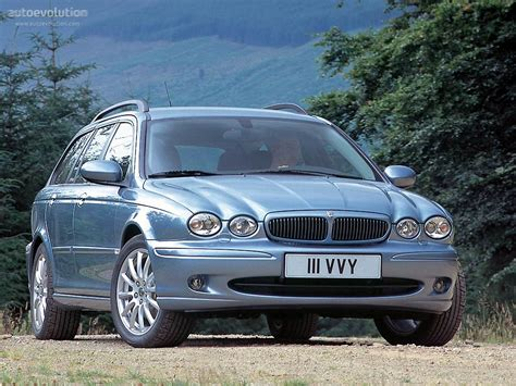 Jaguar X-type Estate Specs & Photos