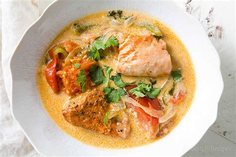 brazilian salmon stew moqueca recipe simplyrecipescom