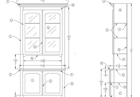 build your own china cabinet my china cabinet wood plans desk project