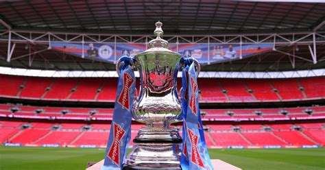 FA Cup final 2016: Manchester United vs Crystal Palace ...