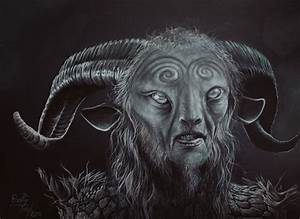 Faun - Pan's Labyrinth by straewefin on DeviantArt