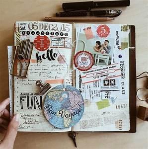 Carnet De Voyage Original : comment faire un carnet de voyage quelques id es utiles ~ Preciouscoupons.com Idées de Décoration