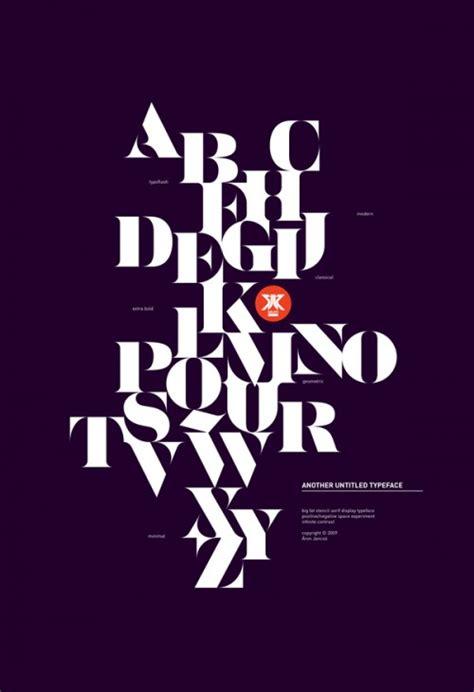 typography poster designs webdesignerdrops