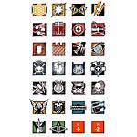 Operator Icons Badges Link Rainbow6