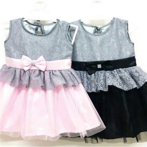 jual baju anak dress dress pesta anak bayi perempuan