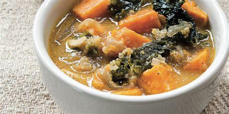 quinoa  sweet potato soup oregonian recipes