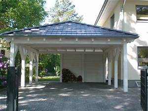 Terrassenüberdachung Zum öffnen : doppelcarport mit flachdach sattel walmdach solarterrassen carportwerk gmbh ~ Sanjose-hotels-ca.com Haus und Dekorationen
