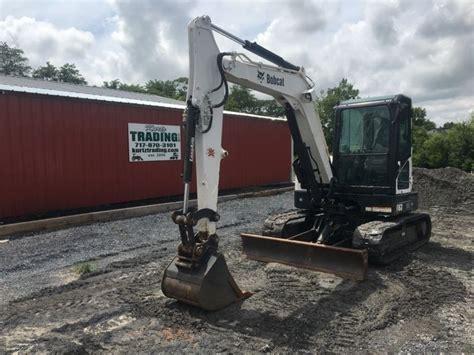 bobcat  mini excavator  cab  sale  united states