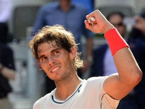Nadal tested by Latvian Gulbis