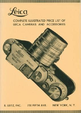 leica price list leica complete illustrated price list of leica cameras and