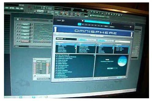 Omnisphere fl studio 11 download :: kureaderlond