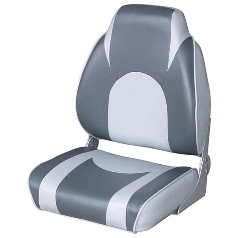 High Back Fishing Boat Seats by Wise High Back Fishing Boat Seat With Headrest 203997