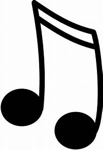 Music Note Clipart No Background | Clipart Panda - Free ...