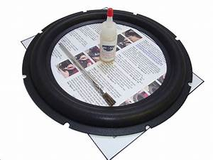 12 Inch Rockford Fosgate Subwoofer Surround Kit