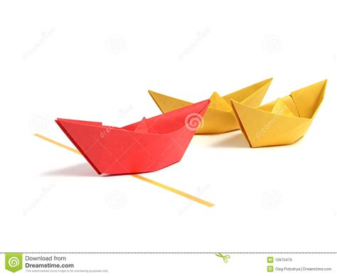 Origami War Boat by Origami