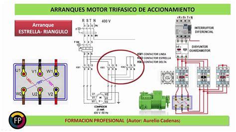 conexiones electricas de motores