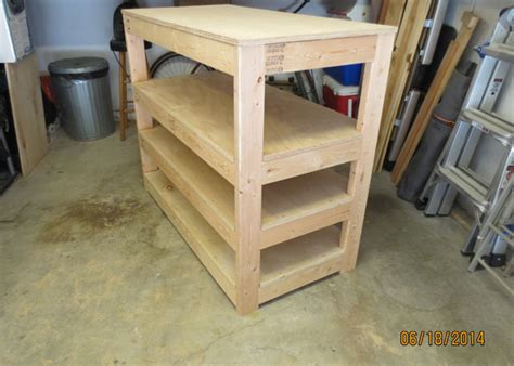 bob penoyers beefy storage shelves woodworking project page