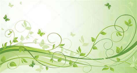 green floral background stock vector 169 antonovaolena