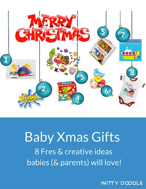 baby christmas gifts 8 fresh creative ideas babies love