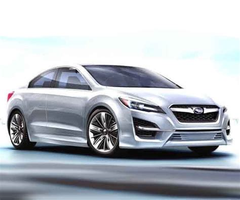 2019 Subaru Legacy Will Be Updated But Not For Engines