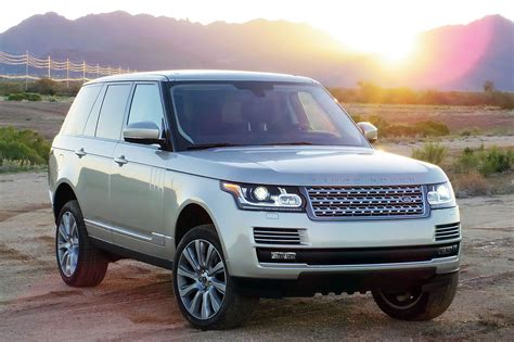 Review Land Rover Range Rover by 2013 Land Rover Range Rover Review Photo Gallery Autoblog