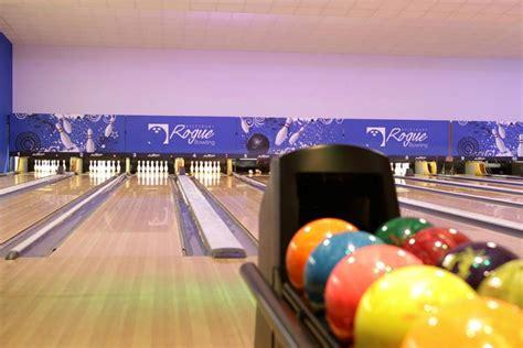 rogue bowling day    kids