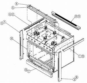 Dacor Epicure Range Parts