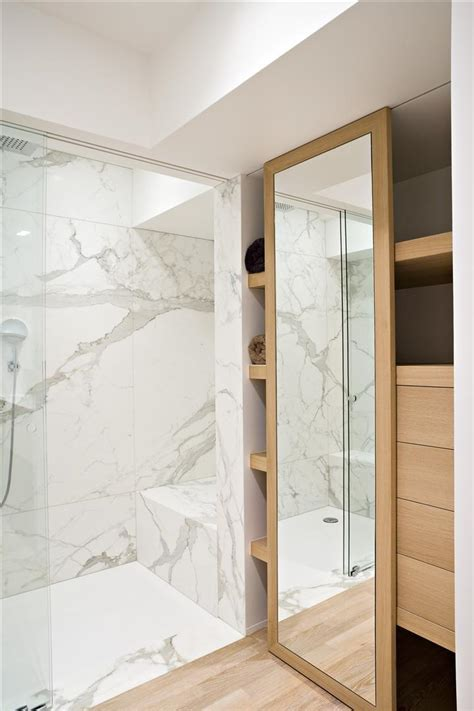 Mármore Carrara   53 Modelos de Ambientes Inspiradores