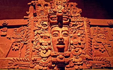 mayan temple holidays face  face   lost