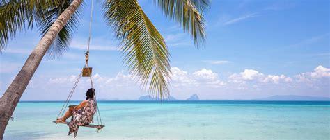 Small Eco-chic Resort On Koh Ngai, The Peaceful Island Of Andaman Sea