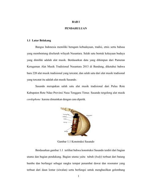 Dengan suara yang khas sehingga banyak dimainkan oleh band yang ada di indonesia. Sasando Adalah Alat Musik Tradisional Yang Dimainkan Dengan Cara - Berbagai Alat