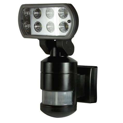 nightwatcher motion tracking led security light