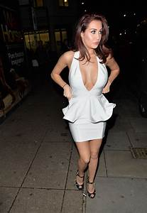 Chloe Goodman – NOW Christmas Party in London – November 2014