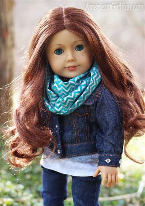 american girl clark doll  book ag doll diy crafts