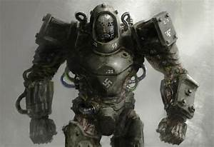 Wolfenstein The New Order Splicing Together The Past